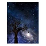 Universe Idea Post Card