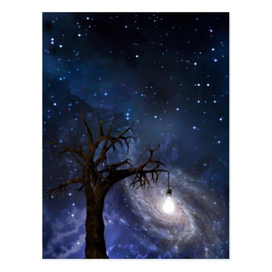 Universe Idea Postcard
