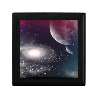 Universe Keepsake Box