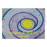 Universe Note Card