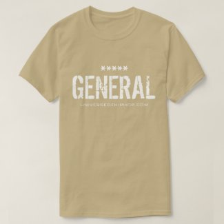 Universe of Hip Hop 5 Star General Collection T-Shirt