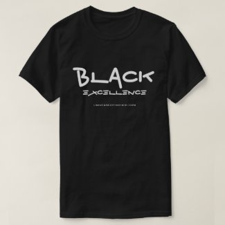 Universe of Hip Hop Black Excellence Collection T-Shirt