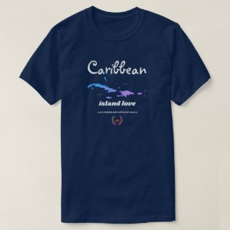Universe of Hip Hop Caribbean Love Collection T-Shirt