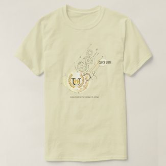 Universe of Hip Hop Clock Work Collection T-Shirt