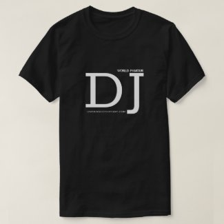 Universe of Hip Hop Famous DJ Collection T-Shirt