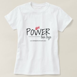 Universe of Hip Hop Girl Power Ladies Collection T-Shirt