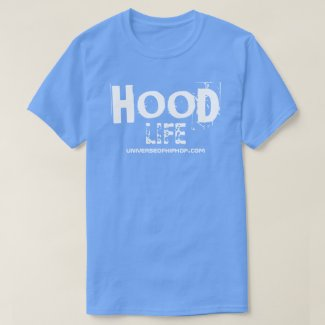 Universe of Hip Hop Hood Life Collection T-Shirt