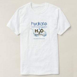 Universe of Hip Hop Hydrate Collection T-Shirt