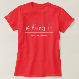 Universe of Hip Hop Killing It Ladies Collection T-Shirt