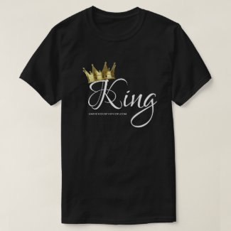 Universe of Hip Hop King Crown Collection T-Shirt