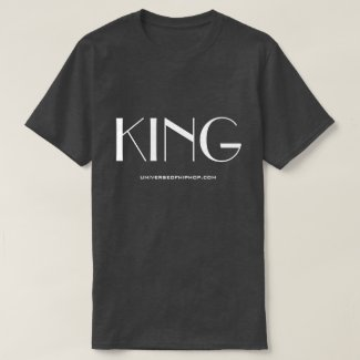 Universe of Hip Hop King Mens Collection T-Shirt