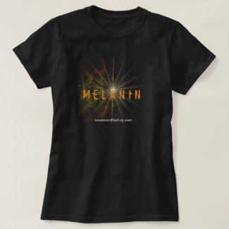 Universe of Hip Hop Melanin Ladies Collection T-Shirt