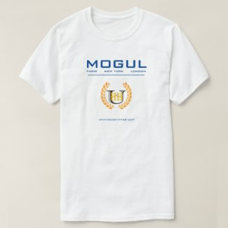 Universe of Hip Hop Mogul Collection T-Shirt