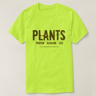 Universe of Hip Hop Plants Mens Collection T-Shirt