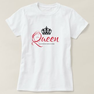 Universe of Hip Hop Queen Crown Collection T-Shirt