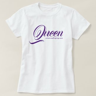 Universe of Hip Hop Queens Collection Ladies Tees