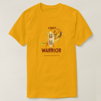 Universe of Hip Hop Street Warrior Collection T-Shirt