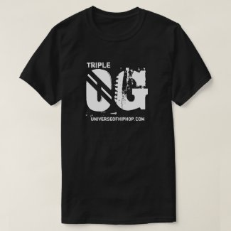 Universe of Hip Hop Triple OG Collection T-Shirt