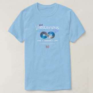 Universe of Hip Hop Vibrations Collection T-Shirt