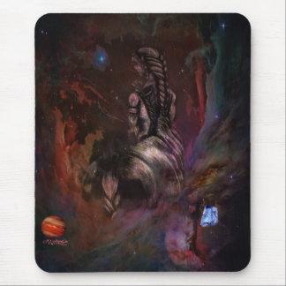 Universe of Sagittarius Mouse Pad