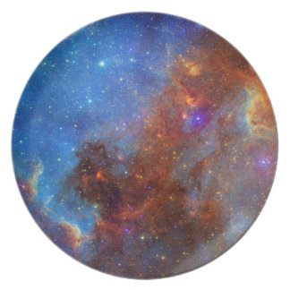 Universe Dinner Plate
