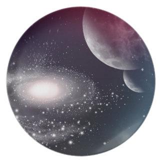 Universe Plate
