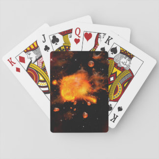 Universe Poker Cards