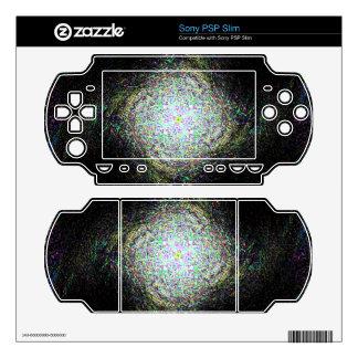Universe PSP Slim Decals
