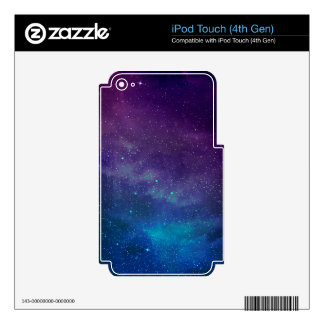 Universe Skin For iPod Touch 4G