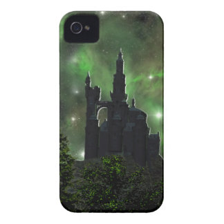 universe sky green Case-Mate iPhone 4 cases