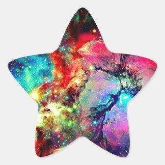 Universe Star Sticker