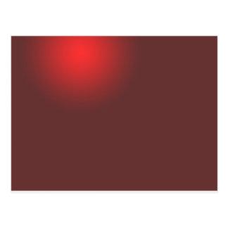 Universe Sundown Postcard