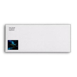 Universe with alien ship envelopes