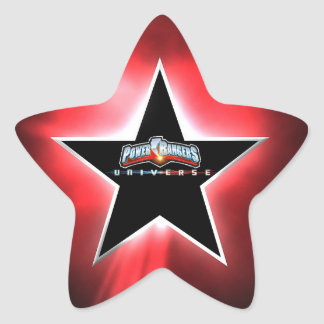 Universe Zeo Star Stickers