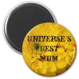 Universe's Best Mum Magnet