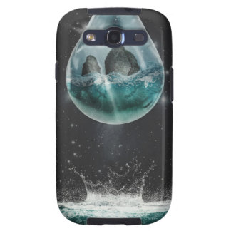 Universe's Tear Galaxy SIII Covers