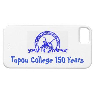 universidad 150 de Tupou de la cubierta del iPhone iPhone 5 Funda