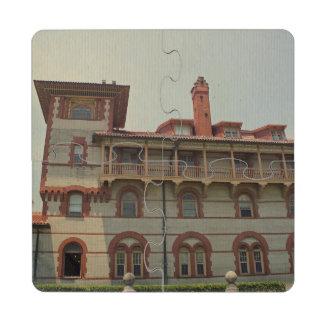Universidad 2 de Flagler Posavasos De Puzzle