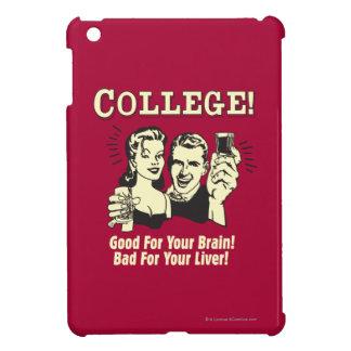 Universidad: Bueno para el malo del cerebro para e