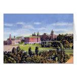 Universidad cruzada santa de Worcester Massachuset Felicitación