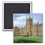 Universidad de Belfast Imán Cuadrado