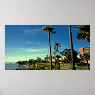 Universidad de California en Santa Barbara Poster