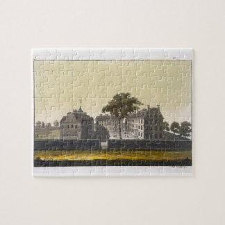Universidad de Cambridge, Massachusetts, de 'Le C Puzzles Con Fotos