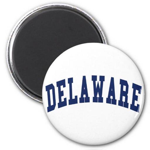 Universidad de Delaware Imanes De Nevera