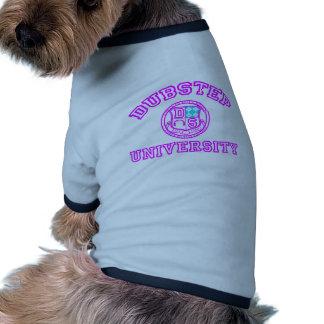 Universidad de Dubstep Camisa De Perrito
