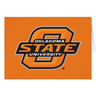 Universidad de estado de Oklahoma Tarjeta Pequeña