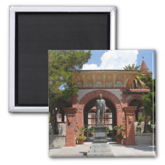 Universidad de Flagler Imán Cuadrado