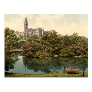Universidad de Glasgow, Escocia Postales