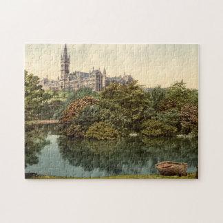 Universidad de Glasgow, Glasgow, Escocia Puzzles Con Fotos