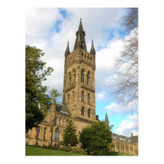 Universidad de Glasgow Postales